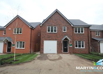 Thumbnail 5 bedroom detached house to rent in Ashes Lane, Edgbaston