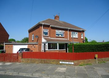 3 bed semi-detached house for sale in Dilston Drive, Ashington NE63