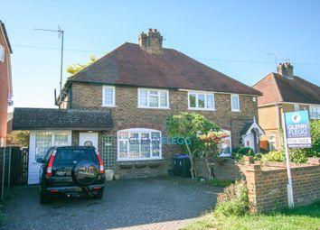 3 bed semi-detached house for sale in Wendover Road, Burnham, Slough SL1