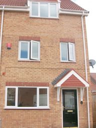 Thumbnail 4 bed town house to rent in Arches Road, Berry Hill, Mansfield