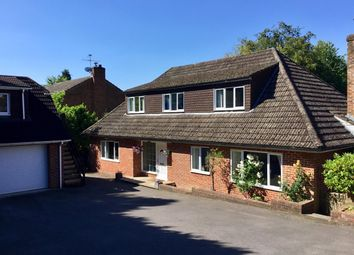 Thumbnail 4 bed detached house to rent in Linden Road, Headley Down, Bordon
