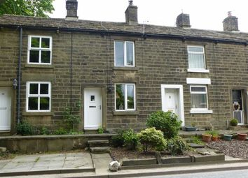 Thumbnail 2 bed terraced house to rent in Glossop Road, Little Hayfield, Derbyshire