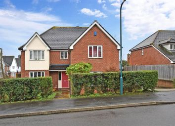 5 bed detached house for sale in Discovery Road, Bearsted, Maidstone, Kent ME15