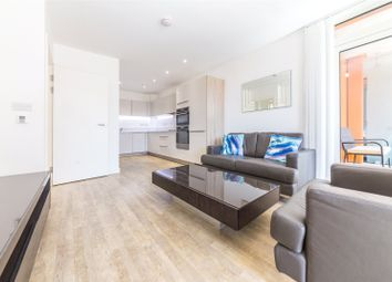 Thumbnail 1 bed flat for sale in Poldo House, 24 Cable Walk, Greenwich, London