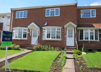Thumbnail 2 bed terraced house to rent in Canonbie Close, Arnold, Nottingham