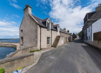 Thumbnail 2 bed cottage for sale in Harbour Road, Gardenstown, Banff, Aberdeenshire