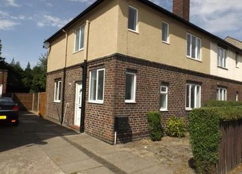 Thumbnail 3 bed semi-detached house for sale in Rosehill, Willenhall, West Midlands