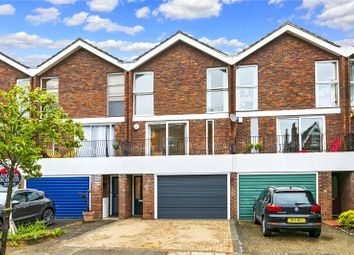 Thumbnail 4 bed terraced house for sale in The Avenue, Kew, Surrey