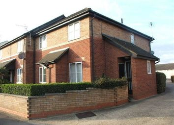Thumbnail 2 bed flat to rent in Burton Street, Eastfield, Peterborough