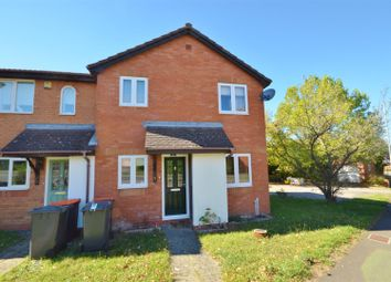 Thumbnail 1 bed end terrace house to rent in Cromer Way, Luton