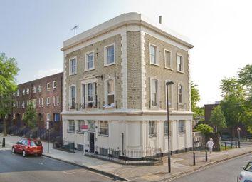 Thumbnail 1 bedroom flat to rent in Roman Way, London