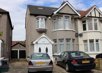 Thumbnail 5 bed semi-detached house for sale in Glenwood Gardens, Ilford