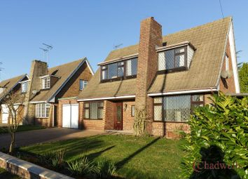 Thumbnail 3 bed detached house for sale in Mansfield Road, Edwinstowe, Mansfield