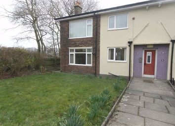 Thumbnail 1 bed flat for sale in Oakley Avenue, Billinge