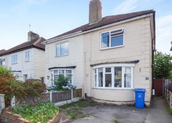 Thumbnail 3 bed semi-detached house for sale in Frederick Avenue, Alvaston, Derby, Derbyshire