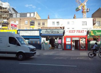Thumbnail Retail premises for sale in Walworth Road, Walworth