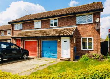 3 bed semi-detached house for sale in Waterlow Close, Newport Pagnell MK16