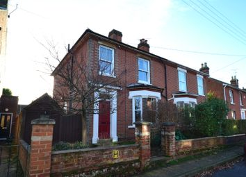 3 bed end terrace house for sale in Church Hill, Rowhedge, Colchester CO5