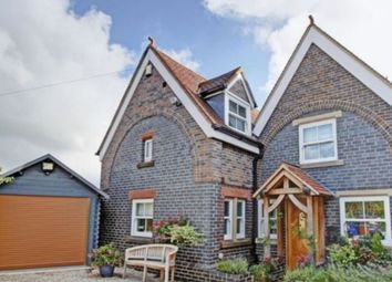 Thumbnail 5 bed detached house for sale in Station Road, Rolleston-On-Dove, Burton Upon Trent, Staffordshire