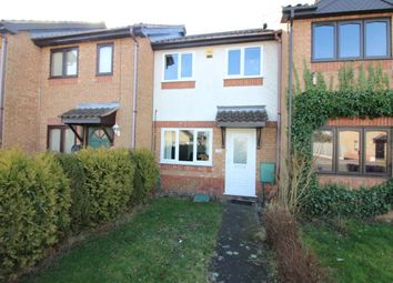 Thumbnail 2 bed terraced house for sale in Lucerne Close, Carlton Colville, Lowestoft