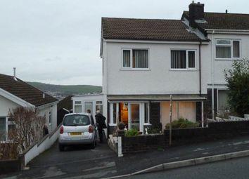 Thumbnail 3 bed semi-detached house to rent in Heol Blaengwastod, Llangunnor, Carmarthen