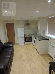 Thumbnail 1 bed flat to rent in Gordon Road, Cardiff