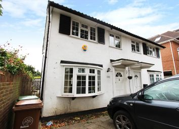 Thumbnail 4 bed semi-detached house to rent in Western Road, Sutton