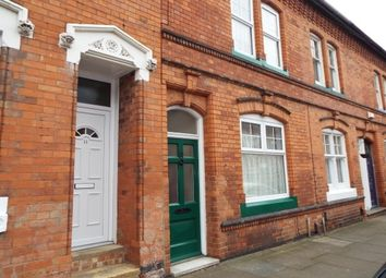 Thumbnail 4 bed property to rent in Montague Road, Leicester