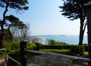 Thumbnail 2 bed flat for sale in Lescudjack, Penzance