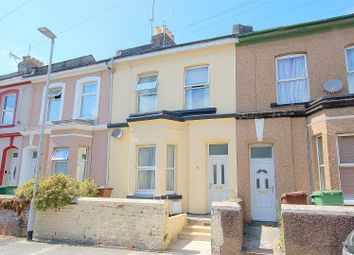 Thumbnail 4 bed terraced house for sale in Alexandra Road, Ford, Plymouth