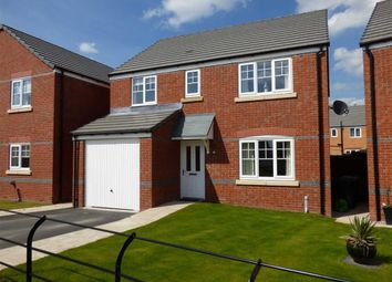 Thumbnail 4 bedroom detached house for sale in Teal Drive, Elworth, Sandbach