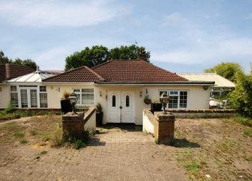 Thumbnail 5 bed detached bungalow for sale in Abbey Lodge, Waltham Abbey, Essex