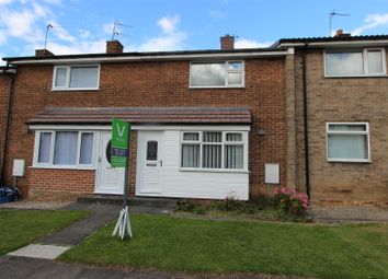 Thumbnail 2 bed terraced house to rent in Lilburne Crescent, Newton Aycliffe