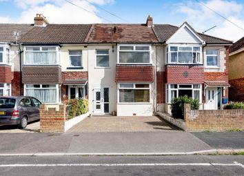 Thumbnail 3 bed terraced house for sale in Dunkeld Road, Gosport