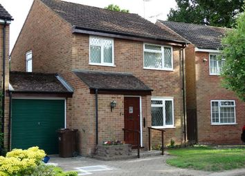Thumbnail 3 bed link-detached house to rent in Kiln Lane, Horley