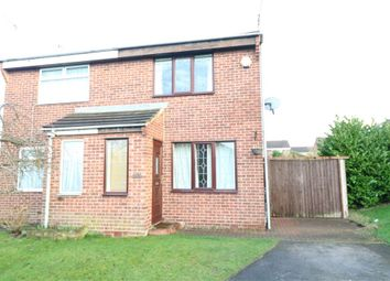 Thumbnail 2 bed semi-detached house to rent in Fleming Way, Flanderwell, Rotherham, South Yorkshire