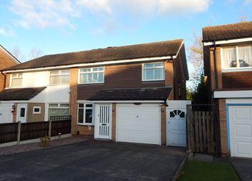Thumbnail 3 bedroom semi-detached house for sale in Glenmore Drive, Kings Norton, Birmingham
