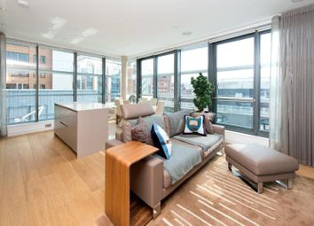 Thumbnail 2 bed flat for sale in The Bear Pit, 14 New Globe Walk, South Bank, London