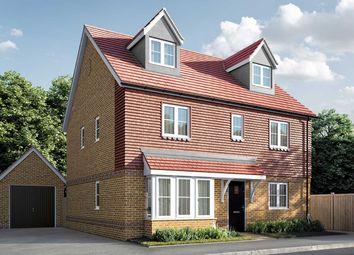 "Thumbnail 5 bedroom detached house for sale in ""The Fletcher"" at Berengrave Lane, Rainham, Gillingham"