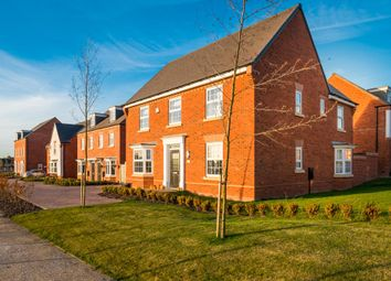 """Thumbnail 4 bedroom detached house for sale in """"Avondale"""" at Blenheim Close, Stafford"""