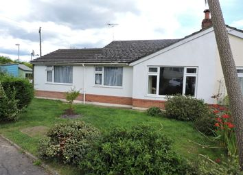 Thumbnail 3 bed semi-detached bungalow for sale in Swallow Way, Wimborne