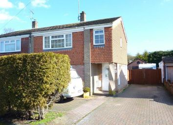 Thumbnail 3 bed semi-detached house to rent in Ashurst Road, Ash Vale, Aldershot