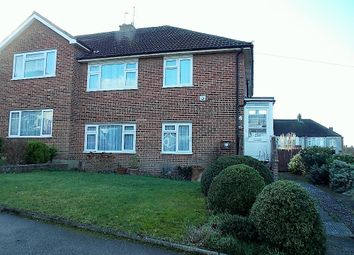 Thumbnail 2 bed flat for sale in Mansell Drive, Borstal