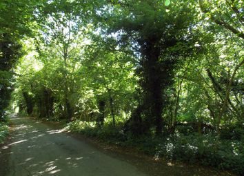 Thumbnail Land for sale in Warren Road, Bluebell Hill, Chatham