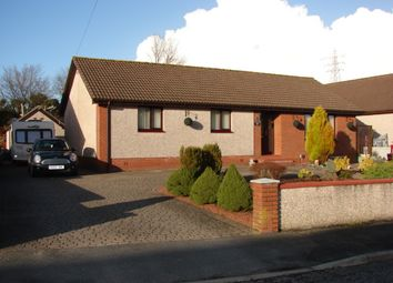 Thumbnail 3 bed bungalow for sale in Fineview Crescent, Glenluce