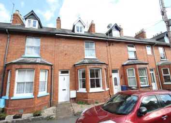 Thumbnail 3 bed terraced house for sale in Seymour Terrace, Tiverton