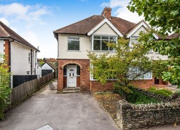 Thumbnail 4 bed semi-detached house to rent in Worplesdon Road, Guildford