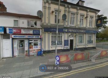 Thumbnail 1 bedroom flat to rent in Longmoor Lane, Liverpool
