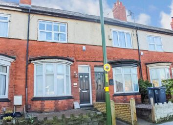 3 bed terraced house for sale in Wharfdale Road, Birmingham B11