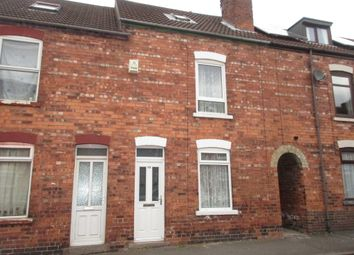 Thumbnail 2 bed terraced house to rent in Tower Street, Morton, Gainsborough